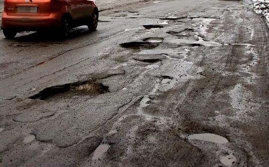 В Москве за зиму залатали почти 6 тысяч дорожных ям