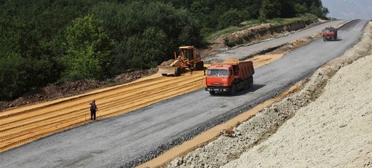 Росавтодор: строительство дорог стало более дешевым за последние 3 года