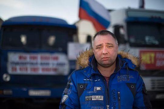 Дальнобойщики России 27 марта 2017 года массово выступят против тарифов «Платон»