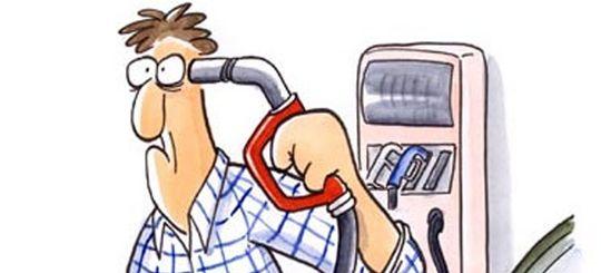 Цены на бензин снова выросли