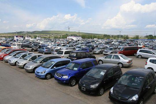 В каких регионах продают больше всего подержанных машин?