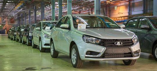 Минпромторг рассчитывает на рост производства автомобилей в 2017 году