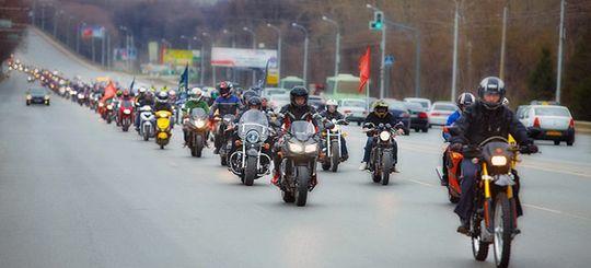 ПДД хотят изменить для удобства мотоциклистов
