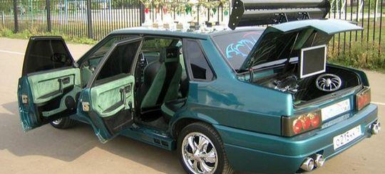 Разработан подробный порядок оформления документов на тюнинг автомобилей