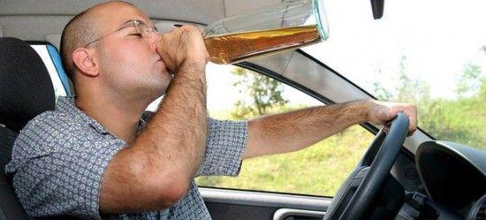 За повторную пьяную езду в России в 2016-м осудили почти 80 тысяч человек