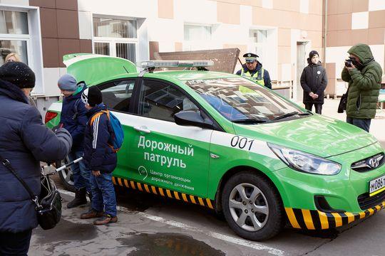 В Москве заработала служба спасения водителей «Дорожный патруль» ЦОДД