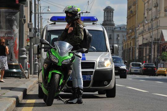 Правительство передумало менять ПДД ради байкеров