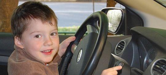 Родителям запретили оставлять малышей одних в машине