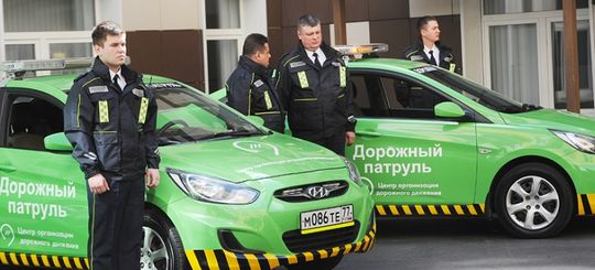 «Дорожный патруль» ЦОДД обучили оказанию первой медпомощи