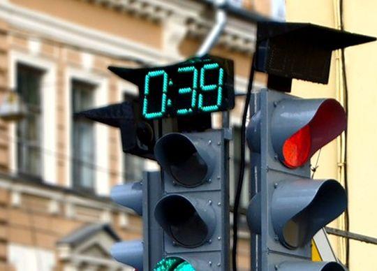 В Москве запустили эксперимент с «умными» светофорами