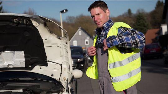 ГИБДД хочет, чтобы водители носили светоотражающую одежду, как в Европе