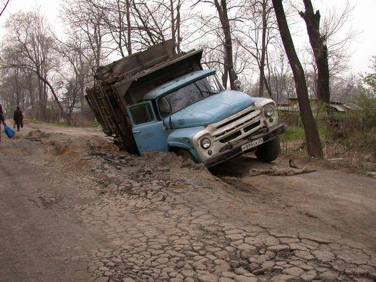 Мировой рейтинг качества дорог: медленно, но верно дороги в России становятся лучше