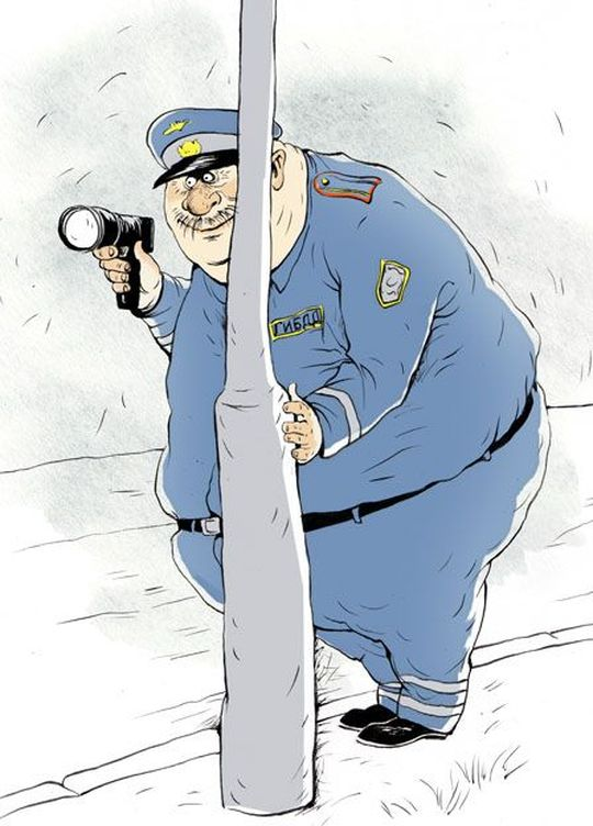 Новый регламент ГИБДД с 20 октября 2017 года: о камерах, инспекторах, видеосъемке и многом другом