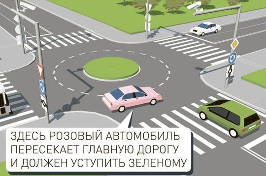 Изменения в ПДД: о кругах и «вафлях» — как теперь нужно проезжать перекрестки