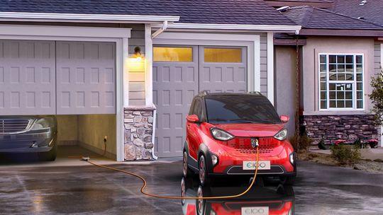 Электромобили в России разрешили заряжать даже в доме
