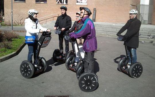В Москве могут ввести правила передвижения на сегвеях и гироскутерах