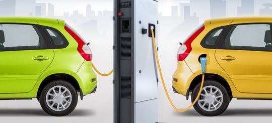 «Автодор» к 2020 году установит 71 зарядную станцию для электромобилей