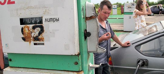Вирусный недолив. Как на юге России сотрудники АЗС обманывали водителей