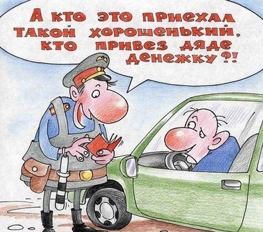 Юрист из Перми против проверок ГИБДД «из засады»