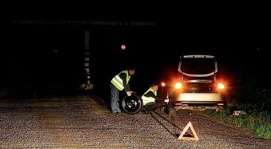 Не купил светоотражающий жилет? А ГИБДД наказать водителя не за что!