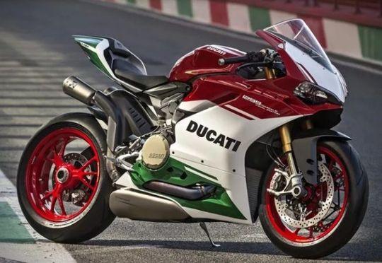 глушитель на мотоцикл DUCATI 1299 Panigale R Final Edition (2017-2018)