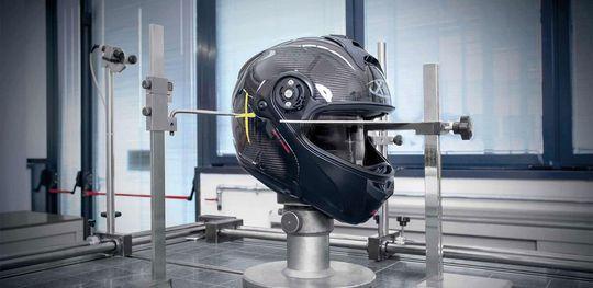 Мотошлемы Nolan: лучшая защита — благодаря научным исследованиям