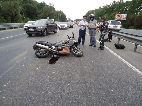 Последствия ДТП на трассе из-за неправильного обгона