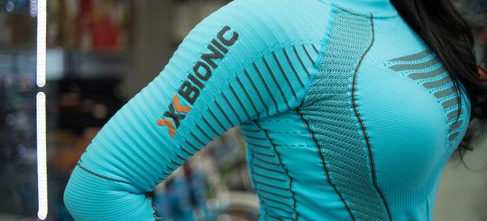 X-Bionic: термобелье или вторая кожа?