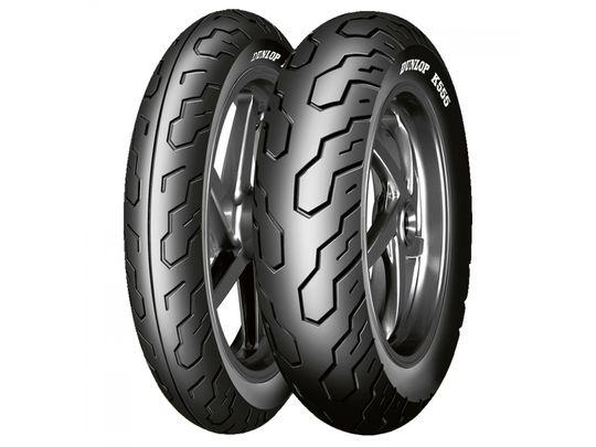 Мотошина Dunlop K555 170/80 R15 77H задняя