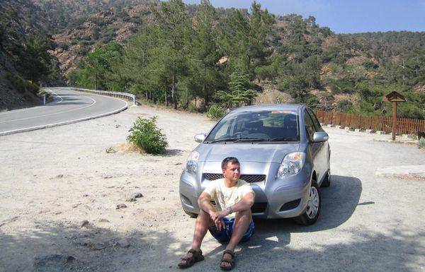Аренда автомобиля за границей