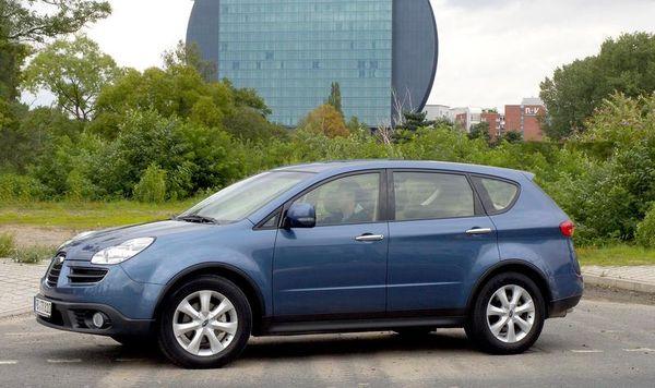 Subaru B9