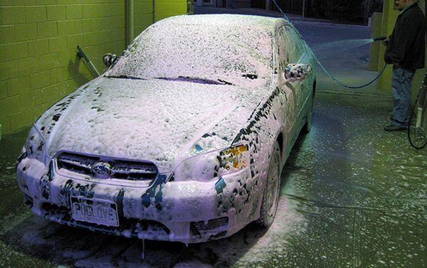 Как мыть машину зимой. Простые правила 2017-2018 ПДД, КоАП, ГИБДД онлайн