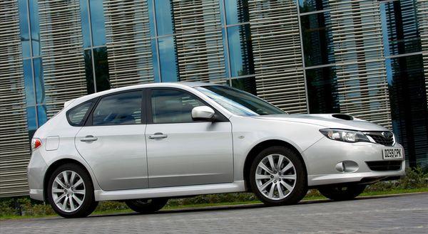 Subaru Impreza 2.0 Sport