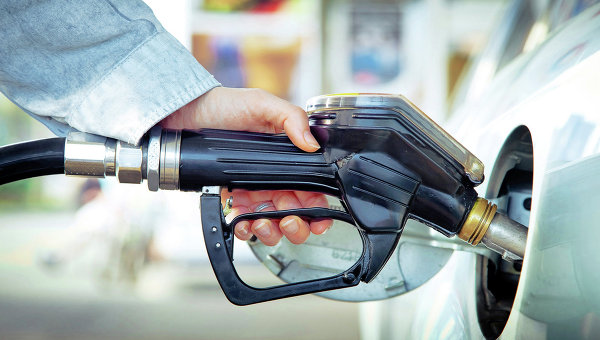 Бензин в России
