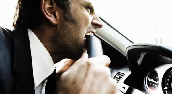 Агрессивные водители