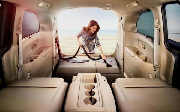 Выбор автомобильрного пылесоса
