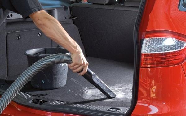 Выбор автомобильного пылесоса