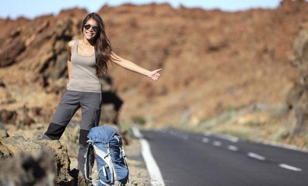 Путешествие автостопом