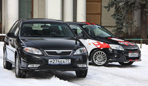 Отечественные автомобили
