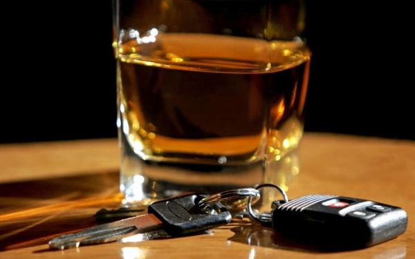Тестирование водителя на алкоголь