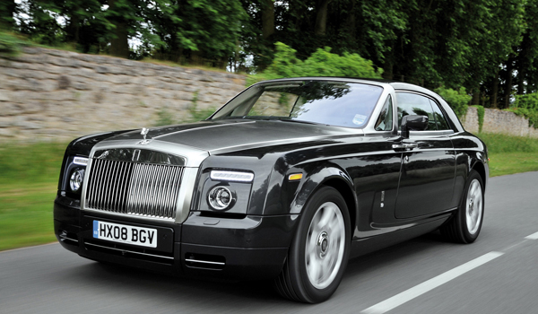 RR Phantom Coupe