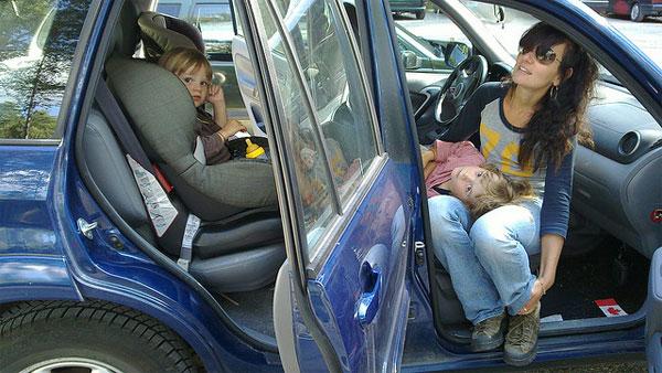 Семейный автомобиль