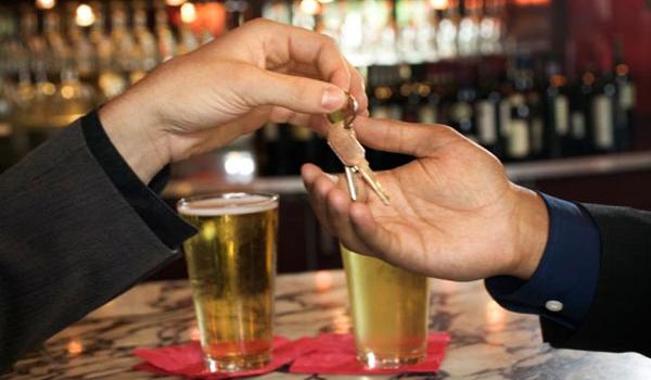 Штрафы за спиртные напитки