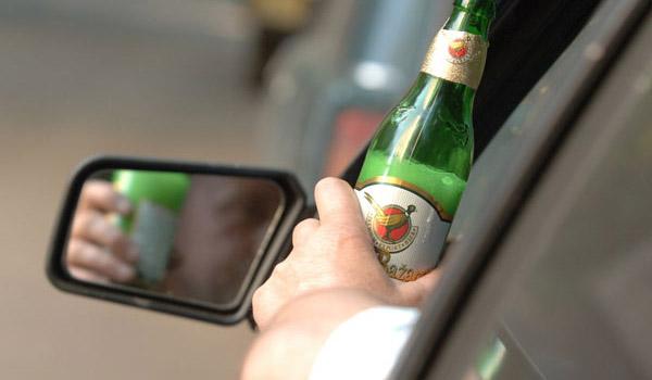 Штрафы за езду в пьяном виде