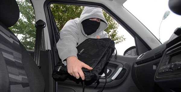Кража из авто