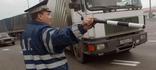 Штраф за проезд большегрузов снизят?