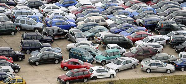 Новые парковки в Москве в 2016