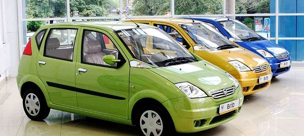 В России останется 5 китайских авто