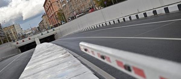 Собянин открыл новый тоннель в МСК