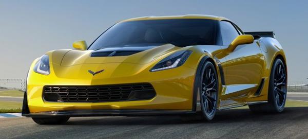 Продажи автомобиля Chevrolet Corvette Z06 стартовали в России